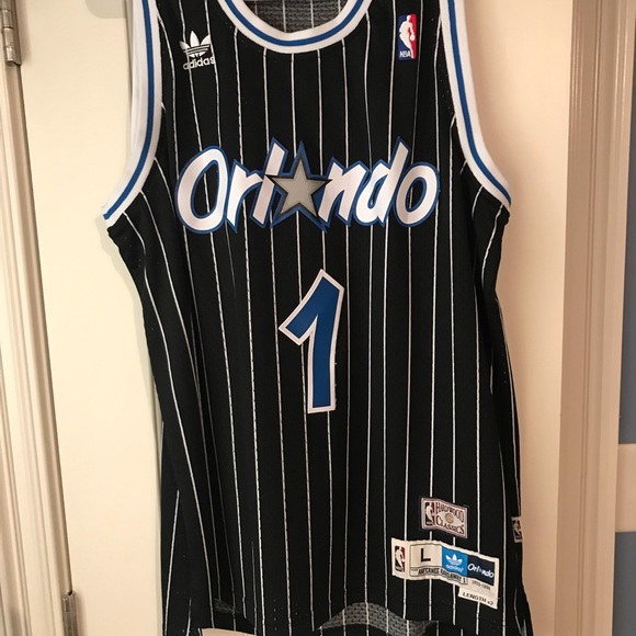 newest collection 54ad7 3a997 Penny Hardaway Hardwood Classics L